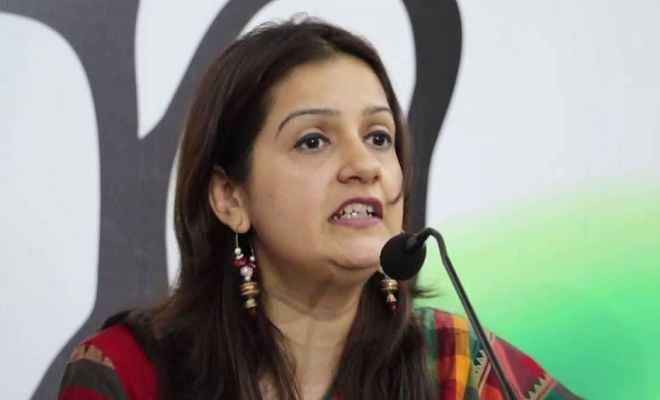 प्रियंका चतुर्वेदी ने छोड़ी कांग्रेस, पार्टी से चल रही थीं नाराज
