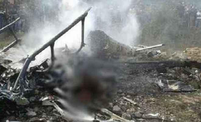दक्षिण कैलिफोर्निया में उड़ान भरते ही विमान दुर्घटनाग्रस्त, पायलट की मौत