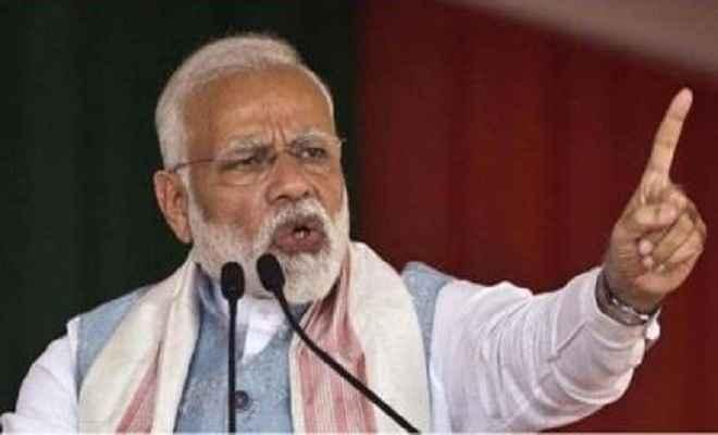 फारबिसगंज में बोले प्रधानमंत्री मोदी, जनता की तपस्या को विकास कर लौटाऊंगा