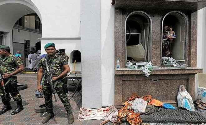 श्रीलंका बम धमाकों में मृतकों की संख्या 290 हुई, इनमें 6 भारतीय; कोलंबो एयरपोर्ट के पास पाइप बम बरामद