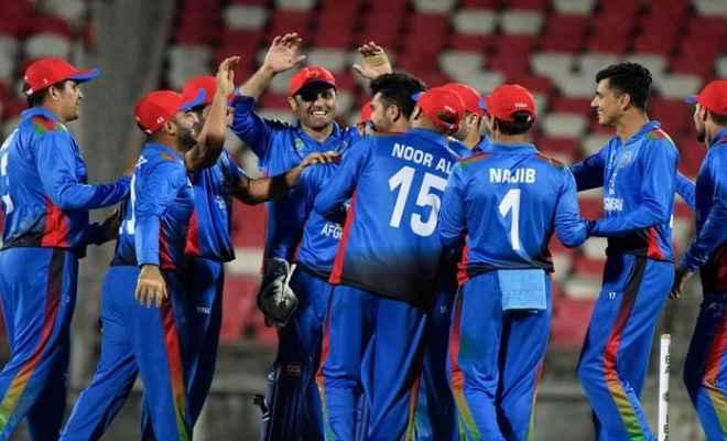 विश्व कप के लिए अफगानिस्तान की टीम घोषित, अफगान और हामिद हसन की वापसी
