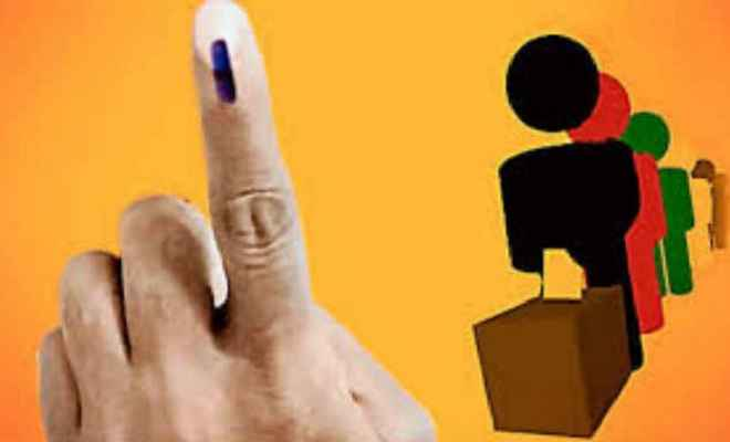 लोकसभा चुनाव: असम में दिन के 10 बजे तक चार सीटों पर 12.92 फीसद मतदान