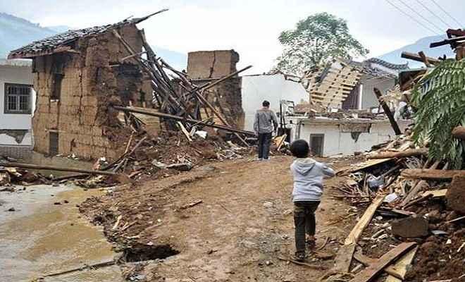 फिलिपींस के बोडेगा नगर में भूकंप से आठ लोगों की मौत