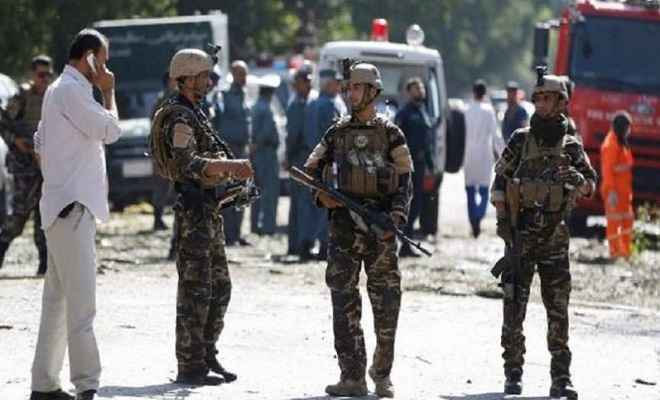 अफगानिस्तान: तालिबानी के हमले में 9 पुलिसकर्मियों की मौत