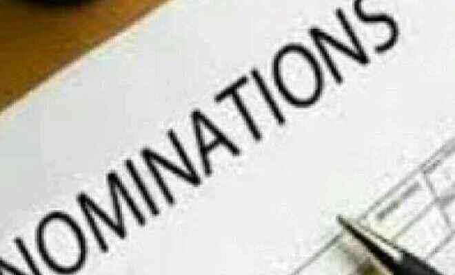कुशीनगर लोक सभा निर्वाचन क्षेत्र से विभिन्न दलों के  प्रत्याशियों ने दाखिल किये नामांकन पत्र