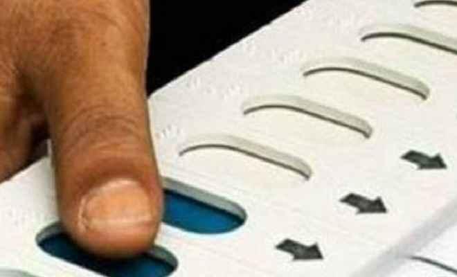 झारखंड में दोपहर एक बजे तक 45 फीसदी से ज्यादा मतदान