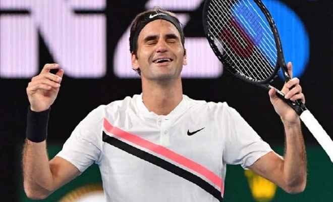 दिग्गज टेनिस खिलाड़ी रोजर फेडरर मैड्रिड ओपन के तीसरे दौर में पहुंचे