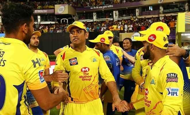 आईपीएल: दिल्ली कैपिटल्स को 6 विकेट से हराकर फाइनल में पहुंची चेन्नई, कप्तान धौनी ने कही ये बात