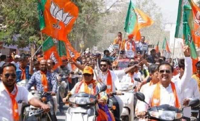 उत्तर कोलकाता लोकसभा क्षेत्र: भाजपा के रोड शो को तृणमूल ने रोका