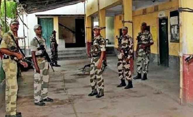 झारखंड: चार लोकसभा क्षेत्र में मतदान कल, वोटिंग को लेकर सुरक्षा सख्त, 40 हजार पुलिस बल तैनात
