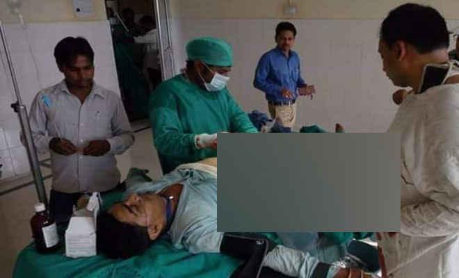 बिहार के शिवहर में पोलिंग बूथ पर होमगार्ड की रायफल से चली गोली, मतदान ड्यूटी पर तैनात शिक्षक को लगी