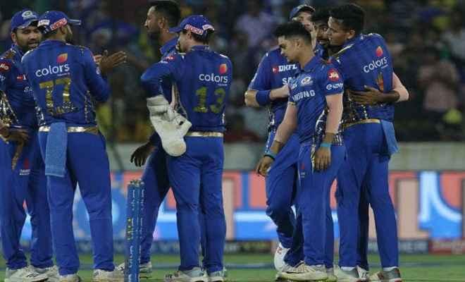 आईपीएल 2019 फाइनल: मुंबई इंडियन्स ने चेन्नई सुपरकिंग्स को हराकर चौथी बार बना आईपीएल चैंपियन