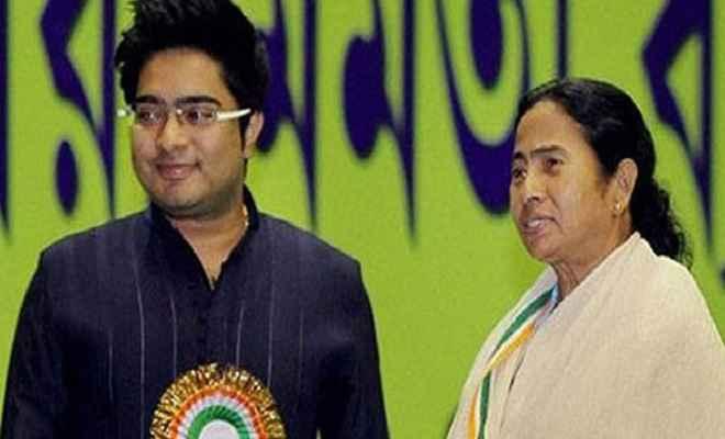 कोलकाता: मुख्यमंत्री ममता बनर्जी के भतीजे की सालाना आमदनी है ढाई करोड़