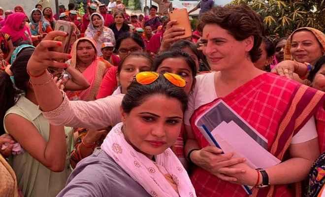 सबसे हाईप्रोफाइल सीट वाराणसी में प्रियंका गांधी का रोड शो आज
