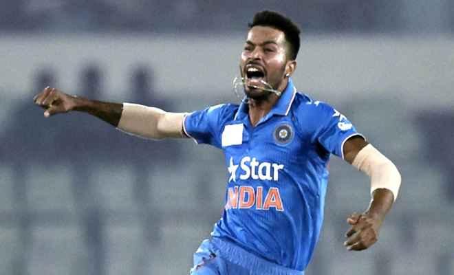 भारतीय टीम में हार्दिक पांड्या जैसा कोई और टैलेंट नहीं: सहवाग