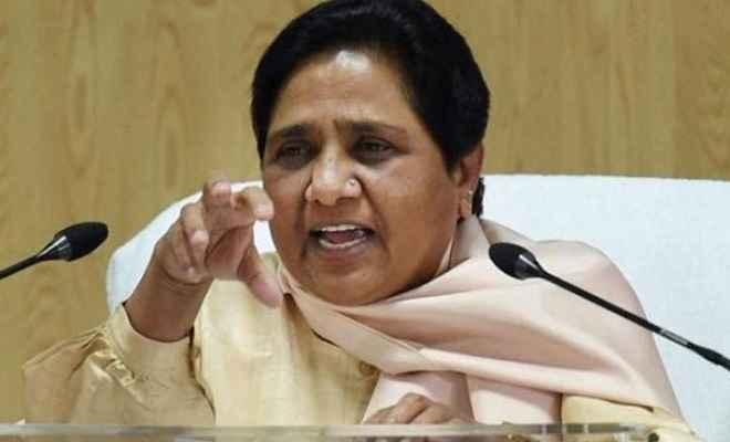 प्रधानमंत्री के दबाव में चुनाव आयोग ने पश्चिम बंगाल में घटाया चुनाव प्रचार का समय: मायावती