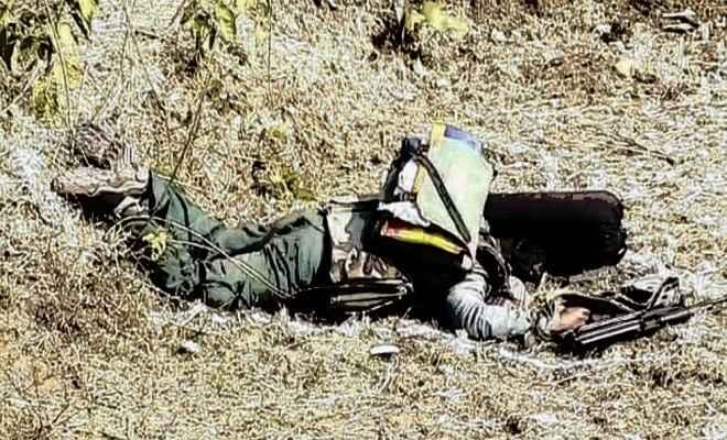 औरंगाबाद-गया जिला की सीमा पर कोबरा बटालियन का स्पेशल ऑपरेशन, एक नक्सली ढेर, एके 47 बरामद