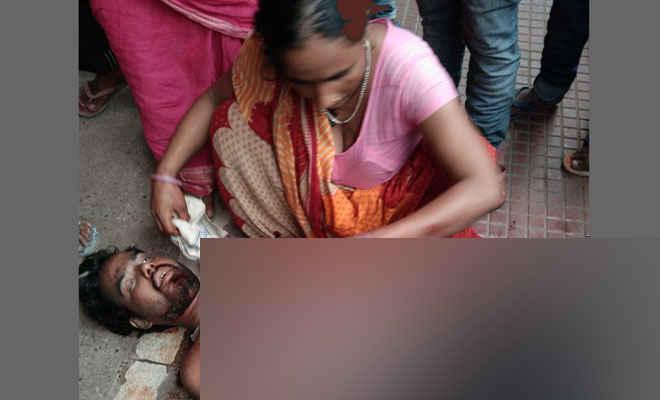 मोतिहारी के रामगढ़वा में गाेलीमार कर हत्या, लोगों ने की सड़क जाम
