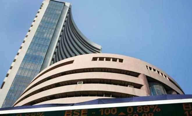 शेयर बाजार पर भी दिखा एक्जिट पोल का असर, सेंसेक्स में आया 725 अंक का उछाल