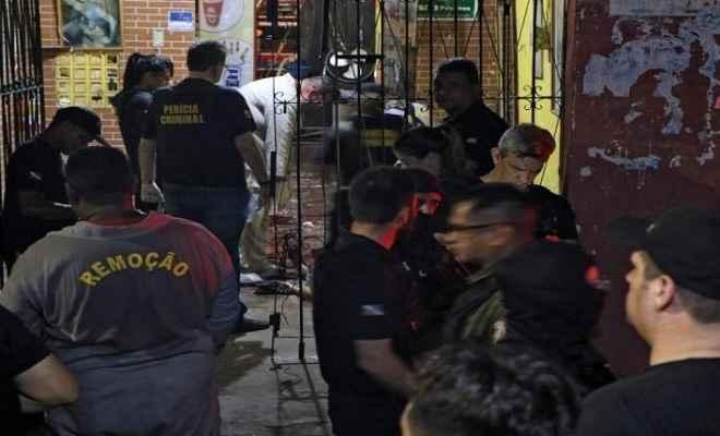 ब्राजील के बार में भीषण गोलीबारी, 11 लोगों की मौत