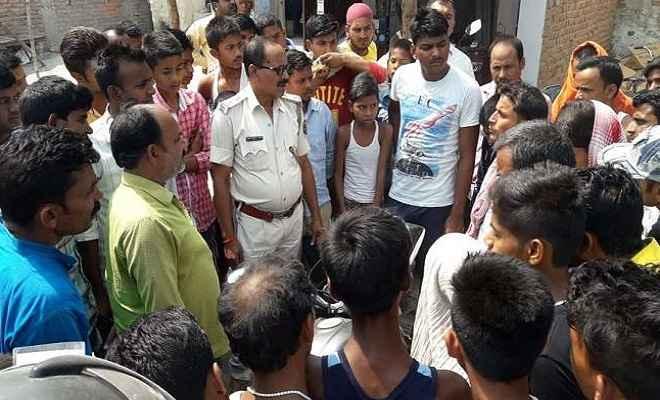 पेट्रोल पंप के मैनेजर को गोली मार कर अपराधियों ने लूट लिये 10 लाख रुपये, जांच में जुटी पुलिस