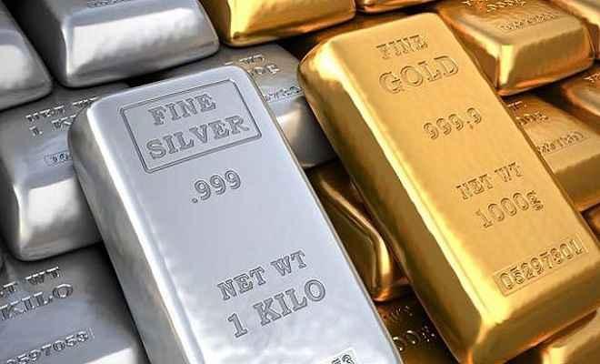 सोना 150 रुपये सस्ता, चांदी भी 250 रुपये लुढ़का