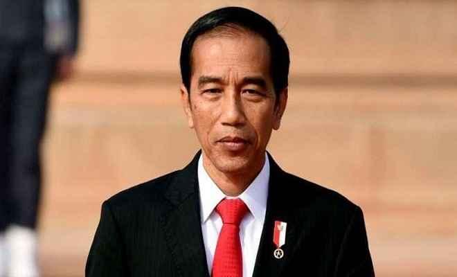 जोको विडोडो इंडोनेशिया के राष्ट्रपति पद की दूसरी बार संभाली कमान