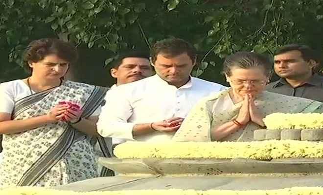 पूर्व प्रधानमंत्री राजीव गांधी की पुण्यतिथि आज, परिवार ने वीर भूमि जाकर किया याद, पीएम मोदी ने दी श्रद्धांजलि