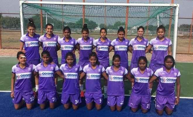 हॉकी इंडिया ने आयरलैंड दौरे के लिए जूनियर महिला हॉकी टीम की घोषणा, सुमन होंगी कप्तान