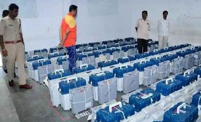 लोकसभा चुनाव:  मतगणना कल सुबह आठ बजे से, वीवीपैट की गिनती के कारण परिणाम आने में होगी देरी