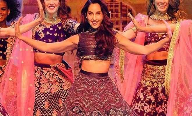 सलमान की 'भारत' का चौथा गाना 'तुरपेया' हुआ रिलीज, नोरा फतेही का ठुमका हुआ वायरल