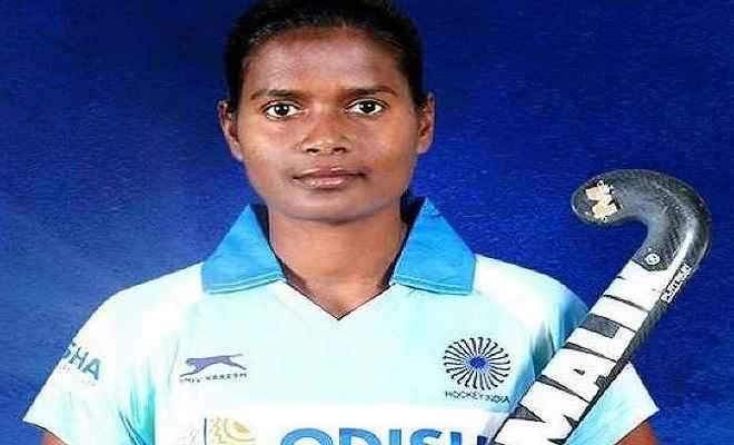सुनीता लाकरा ने पूरे किये 150 अंतरराष्ट्रीय मैच, हॉकी इंडिया ने दी बधाई