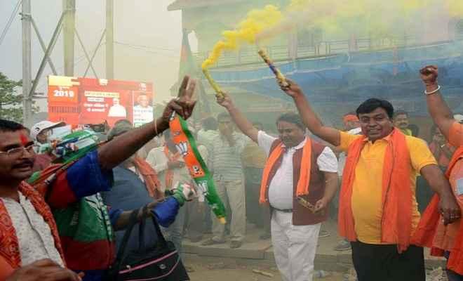 झारखंड: गिरिडीह सीट से एनडीए प्रत्याशी जीते, दो पूर्व मुख्यमंत्री हार की ओर