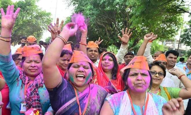 उत्तर प्रदेश लोकसभा चुनाव-2019: भाजपा ने 62 सीटें जीतीं, 80 सीटों पर जानिये कौन जीता-कौन हारा