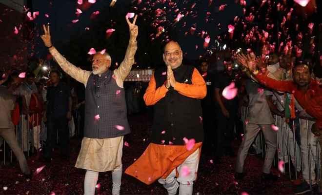 लोकसभा चुनाव: प्रधानमंत्री मोदी आज करेंगे कैबिनेट मीटिंग, राष्ट्रपति से भी मुलाकात...