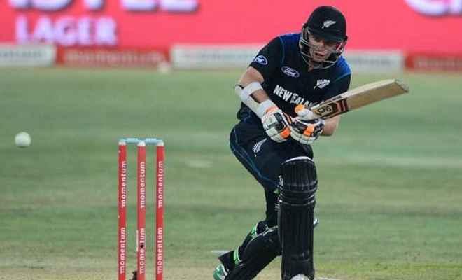 आईसीसी विश्व कप-2019: भारत और वेस्टइंडीज के खिलाफ अभ्यास मैच में नहीं खेलेंगे टॉम लाथम