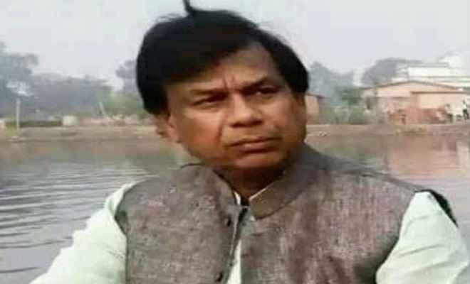 सिलेंडर में लगी आग से झुलसे तारापुर के जदयू विधायक और उनकी पत्नी, हालत गंभीर