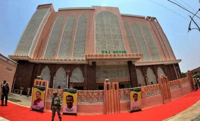 मुख्यमंत्री रघुवर दास ने ईद के मौके पर झारखंडवासियों को दी हज हाउस की सौगात
