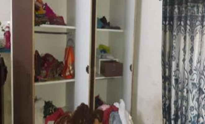बंद घर से चोरों ने 20 लाख नगद सहित 5 लाख के गोल्ड की चोरी, जांच में जुटी पुलिस