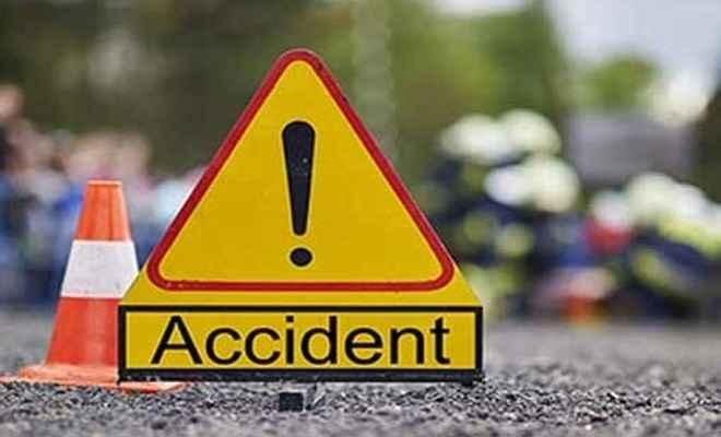 ट्रक और ऑटो की भीषण टक्कर में 5 मजदूरों की हुई मौत