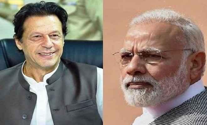 इमरान खान ने प्रधानमंत्री मोदी को लिखा पत्र, सभी मुद्दों के हल के लिए बातचीत की पेशकश की