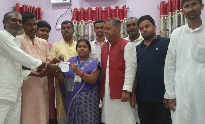 जदयू ने चिरैया में शुरू किया प्राथमिक सदस्यता अभियान