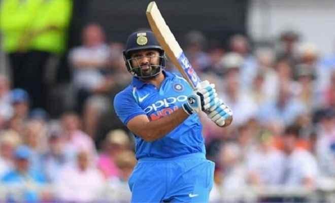 रोहित ने ऑस्ट्रेलिया के खिलाफ पूरे किये दो हजार रन, तोड़ा सचिन का विश्व रिकॉर्ड