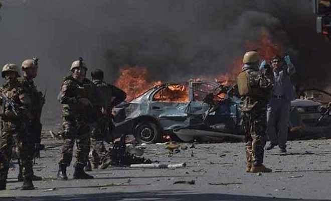 अफगानिस्तान के दैकुंडी प्रांत में विस्फोट, चार आतंकवादियों की मौत, एक जख्मी