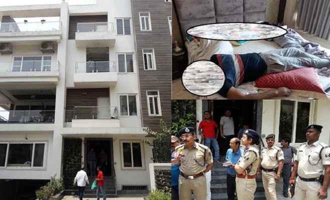 कपड़ा व्यवसायी ने पत्नी और दो बच्चों समेत खुद को मारी गोली, तीन की मौत