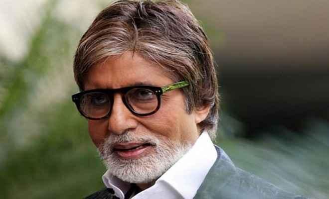 अमिताभ बच्चन का ट्विटर अकाउंट हैक, लगाई पाक पीएम की तस्वीर