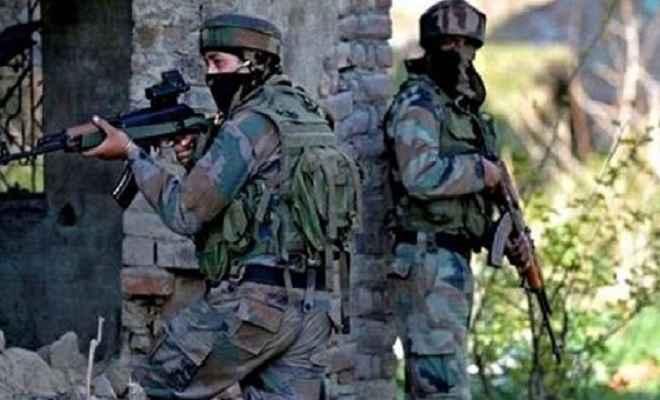 जम्मु/कश्मीर: सोपोर में मुठभेड़ में एक आतंकवादी ढेर, सर्च ऑपरेशन जारी