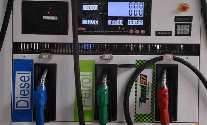 दिल्ली में पेट्रोल 25 पैसे और डीजल की कीमतों में गिरावट, जानें आज के भाव