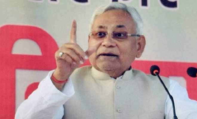 मुख्यमंत्री नीतीश ने की वृद्धजनों के लिए नयी पेंशन योजना की शुरुआत, 1.35 लाख वृद्धजनों को मिला लाभ