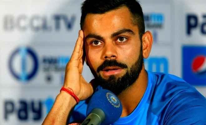 आईसीसी विश्व कप: कोहली को उम्मीद, सेमीफाइनल से पहले धवन टीम में होंगे शामिल